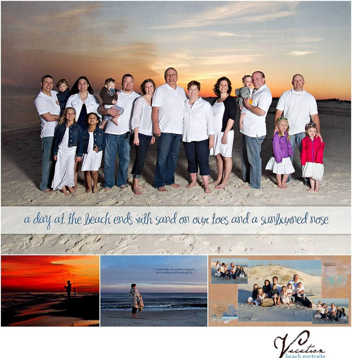 picture perfect vacation beach photography