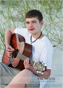 Music on the beach 213051_0105T_© Vacation Beach Portraits