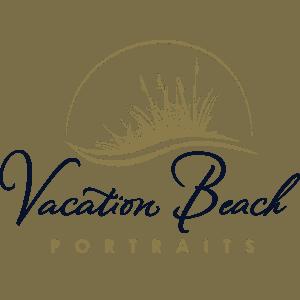 Vacation Beach Portraits Logo