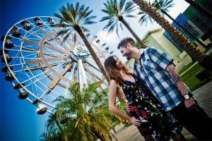 Carnival Themed engagement session