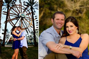 engagement photography at the wharf
