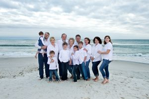 dauphin island family portrait