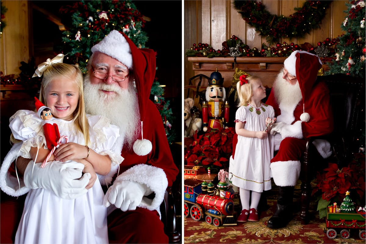A Little Time with Santa at the SanRoc Cay, Orange Beach Alabama