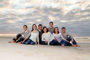 Family photography at sunrise the beach club in gulf sgores alabama 214207 38