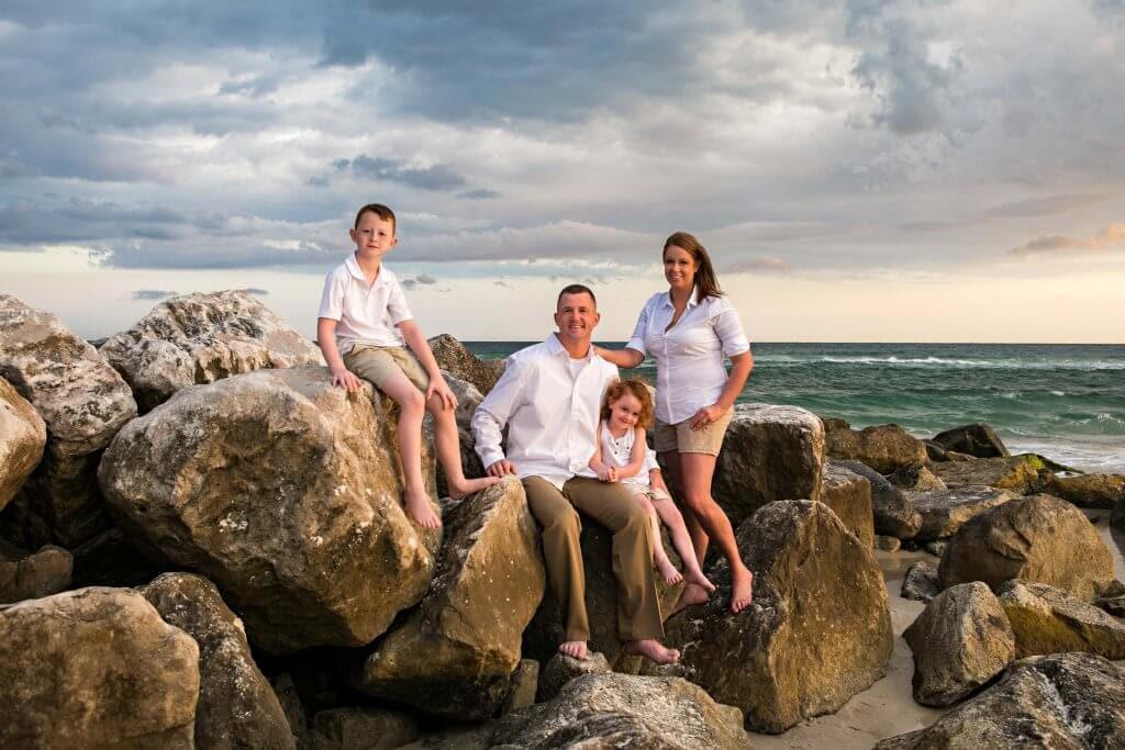 family photography in orange beach